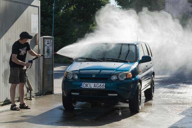 car washing tips